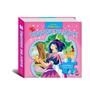 Princesas Livro Quebra-cabeça - Branca De Neve - Fapi