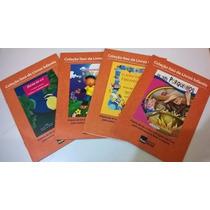 Lote 4 Livros Coleção Mini-livros Itaú