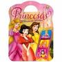 Maleta 8 Livros Um Sonho De Menina Ii Princesas Disney +cd