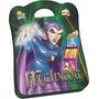 Maleta 8 Livros Princesas Disney Bela Adormecida +cd Brinde