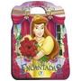 Princesas Encantadas - Maleta C/ 8 Und+cd-dvd