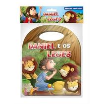 Livro De Banho Coleção Bíblicos Aquáticos: Daniel E Os Leões
