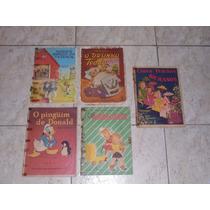 Livros Infantis Coleção Horas Felizes Lote Com 6 + 1 Brinde