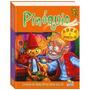 Livro Infantil Conto De Fadas Divertidos Em 3d - Pinóquio