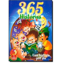 Livro - 365 Histórias - Uma História Por Dia Acompanha 1 Cd