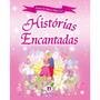 Livro- Tesouro Contos De Fadas 3 Em I- Histórias Encantadas