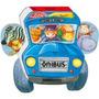 Livro Infantil Gire E Vire - Ônibus
