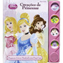 Livro Pop-up Musical Disney Corações De Princesas