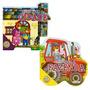 Olhe Para A Cidade E Fazenda - Kit Com 2 Livros Infantis