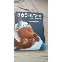 365 Histórias Para Sonhar 2a Ed Livro Infantil
