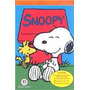 Maleta Snoopy 08 Livros Infantil Disney +cd+brinde