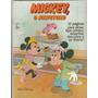 Livro Mickey O Sorveteiro Para Colorir - Nº 47 - U