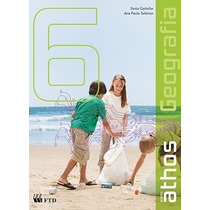 Livro Projeto Athos Geografia 6º Ano - Ftd