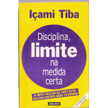 Livro Limite - Içami Tiba
