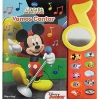 Casa Do Mickey Mouse, A - Vamos Cantar - 9781450822848