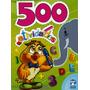 Livro Com 500 Atividades (infantil)...
