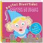 Livro Infantil Rostos Divertidos - Contos De Fadas