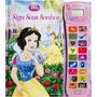Livro Musical Princesas Disney - Siga Seus Sonhos