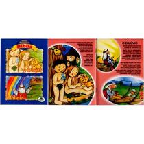Minha Primeira Bíblia- 4 Livros Para Crianças- Frete Grátis