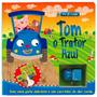 Kit Livro Com Pista E Carrinho: Tom, O Trator Azul, Vale Da