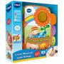 Livro Infantil P/ Bebê Musical C/ Rimas Vtech Yes Toys