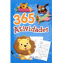 365 Atividades - Azul - Nova Ortografia - Ciranda - Oferta