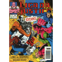 Liga Da Justiça Internacional Nº 65