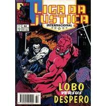 Liga Da Justiça Internacional Nº 64