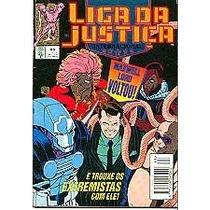 Liga Da Justiça Internacional Nº 63