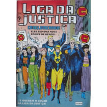Liga Da Justiça Internacional Nº 44