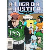 Liga Da Justiça Internacional Nº 59