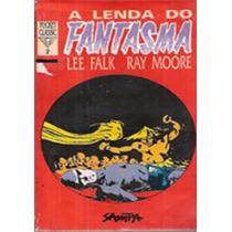 Historias Em Quadrinhos A Lenda Do Fantasma Nº 02