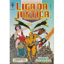 Liga Da Justiça Internacional Nº 13