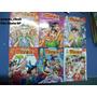 G 22- Lote Com 6 Revistas Mangas Turma Da Mônica Jovem