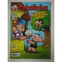 Gibi Do Cebolinha Nº 33 - Almanaque Revistinha Hq Revista