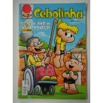 Gibi Do Cebolinha Nº 8 - Almanaque Revistinha Hq Revista