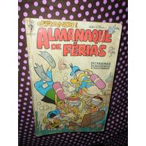 Lote Almanaque De Férias Tio Patinhas-n.7 E Tio Rico