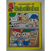 Almanaque Do Cebolinha Nº 22 - Gibi Revistinha Hq Revista