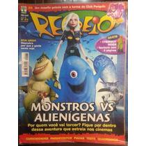 Revista Infantil: Recreio Nº473 Ano 10 02/04/09 Frete Grátis