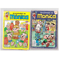 Lote 11 - 4 Gibi Almanaque Mônica - N° 13-25-28-44