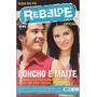 4 Revistas Guia Do Fã Rebelde Oficial Nºs 1-2-3-4 Para Fãs.