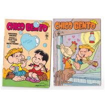 Lote 17- 4 Gibis Chico Bento- N° 82-105-108 E Alm 02