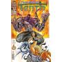 Lote 4 Gibis: Tenth Demônio Nº 01 Ao 04-série Completa(1999)