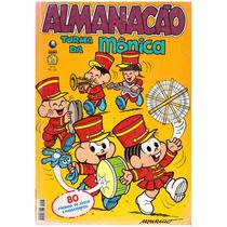 Almanacao Turma Da Monica Edição N°19.