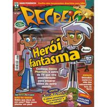 3 Revistas Recreio Ano 5 - Nºs: 237, 238, 261 - 2004