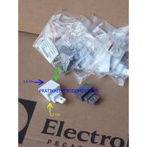 Suporte Do Puxador Refrigerador Electrolux Div. Mod. M.pago