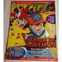 Revista Recreio Ano8 Nº390 Mania De Pokémon Games Filmes Hq