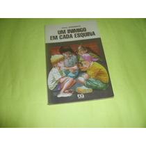 Livro Um Inimigo Em Cada Esquina Raul Drewnick Ref.050