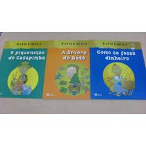 Ruth Rocha 3 Livros Turma Da Nossa Rua (3 Livros )