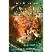 Livro - Percy Jackson O Mar De Monstros - Rick Riordan